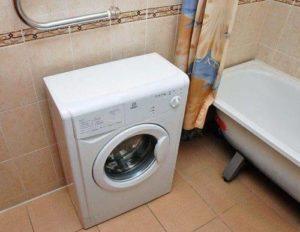Стиральная машина в ванной – что важно знать?